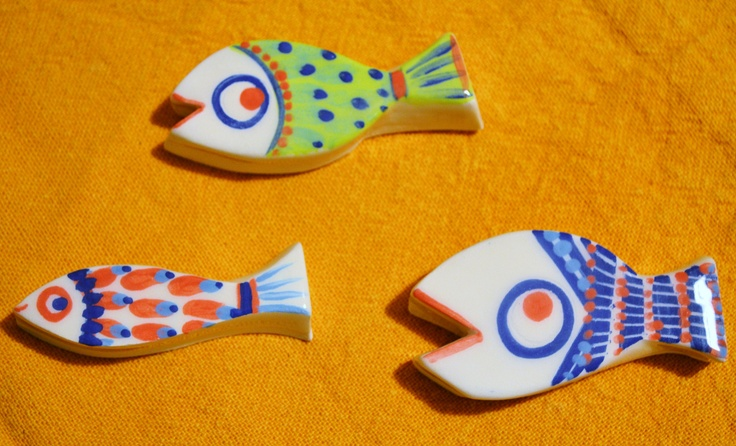 Little Fishes by Quasimodo3/Ceramics