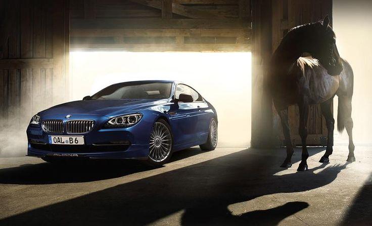 cool BMW Alpina B6 Gran Coupe
