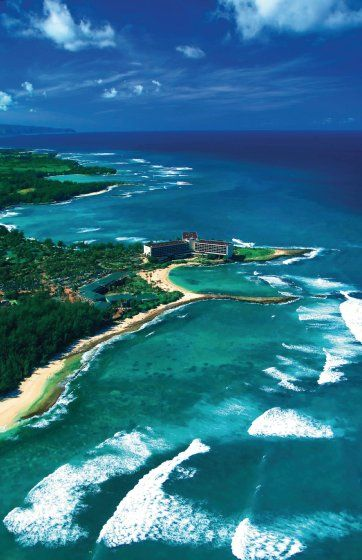 Camp Mokuleia, Turtle Bay, Oahu's North Shore, Hawaii,