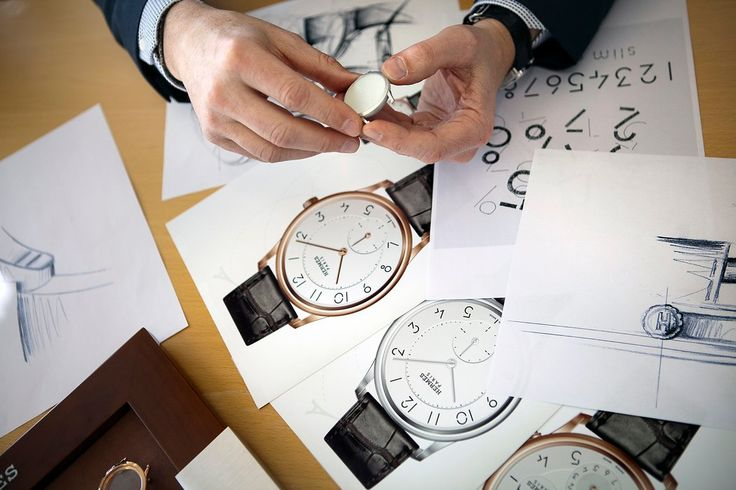 Brands know that well-chosen fonts can do much to convey the style of a timepiece.
