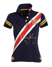 Joules polo shirt.