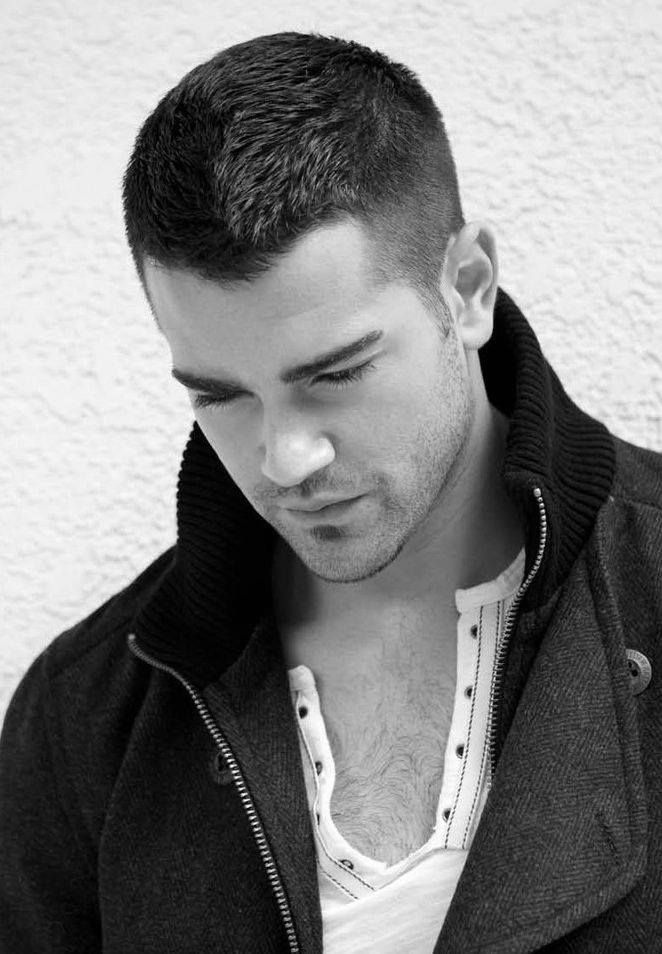 Charming Short Mix Mens Haircut   How To Jesse Metcalfe