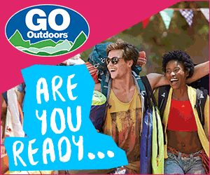 We're getting close to #festival season! Find everything you need at great #discounts from tents to wine glasses at Go Outdoors!