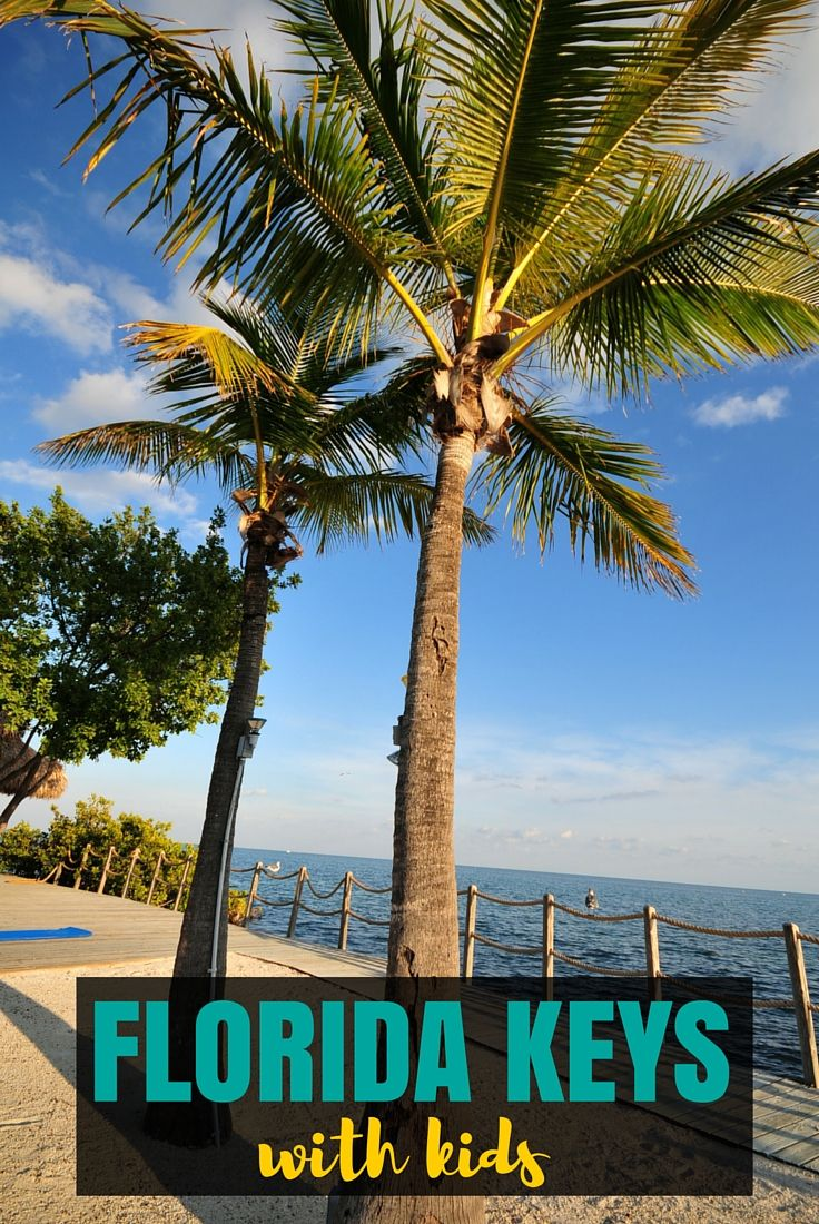 Thinking about visiting the Florida Keys with kids? Do it! Read this guide to the best things to to do in the Florida Keys on a family vacation