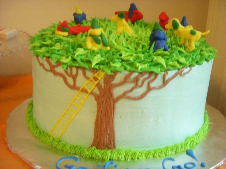Go, Dog. Go! cake and decoration ideas