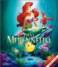 Disney Klassikko 28: Pieni Merenneito (Blu-ray) 12,95€