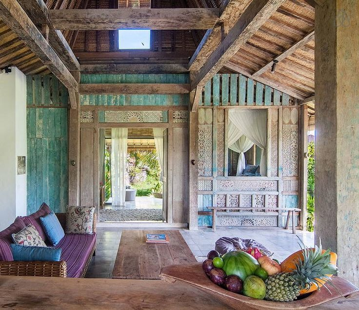 Bali Home Decor: 197 Best Indonesian / Bali Style Homes Images On Pinterest