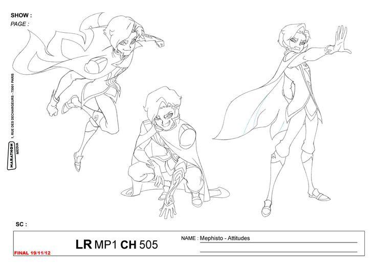 LoliRock: Mephisto Character Sheet