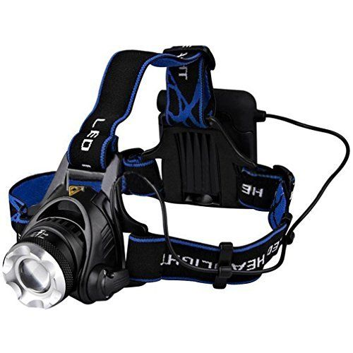 Superheller LED Stirnlampe Bluesim® , LED Kopflampe, 18 Weiße LED und 2 Rote LED, 4 Helligkeiten zu wahlen, LED Stirnlampen, LED Kopflampen, Kopfleuchten,1Lampe mit Schwarz-Band,1 Lampe mit blau Band Bluesim http://www.amazon.de/dp/B00Z0DD1AS/ref=cm_sw_r_pi_dp_Q0J8wb0VF65BB
