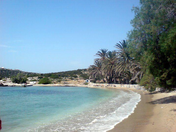 Ag. Irini beach, Paros , by Teo Michailidis