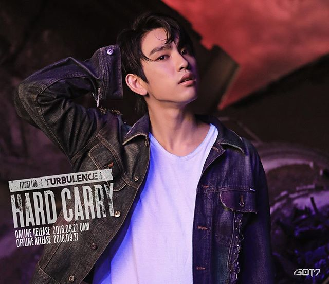 GOT7 <FLIGHT LOG : TURBULENCE> PHOTOS #2 #GOT7 #FLIGHTLOG #TURBULENCE #하드캐리 #Jinyoung
