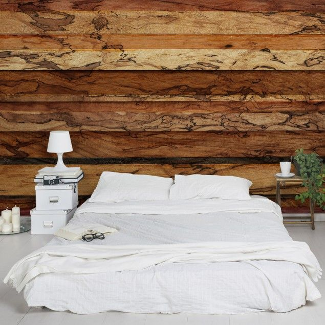 die besten 25 tapete holzoptik ideen auf pinterest tapete in holzoptik wandgestaltung. Black Bedroom Furniture Sets. Home Design Ideas