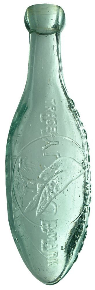 Auction 25 Preview | 259  | Moore Daylesford Pigeon Antique Torpedo Bottle