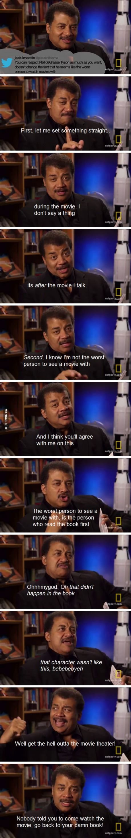 Neil deGrasse Tyson <got.swag> .or... He can be 'Lip.Synced' in Print !!!