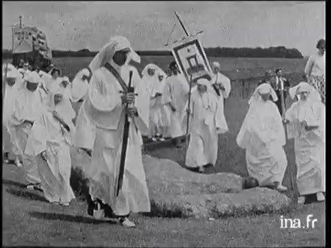 La Serpe d'Or - Paul Boucher, Maître Druide à Drancy (1969)