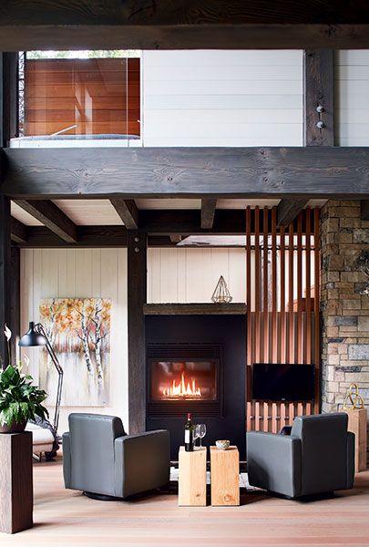 Une maison de rêve en bois | Les idées de ma maison