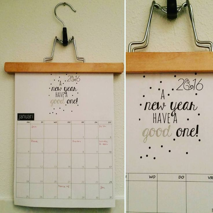Diy Quote Calendar : Best handlettering kalender images on pinterest