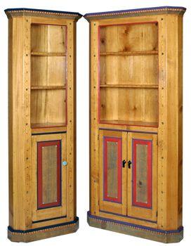 Large Corner Cabinet By David Marsh Furniture Home