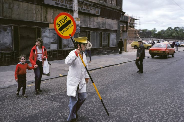 Raymond Depardon/Glasgow – 66 фотографий