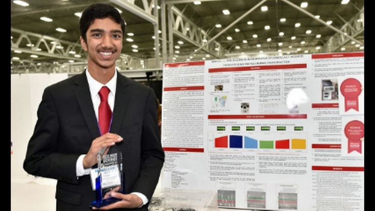 Student Wins Science Fair with New GMO Detection Device ...