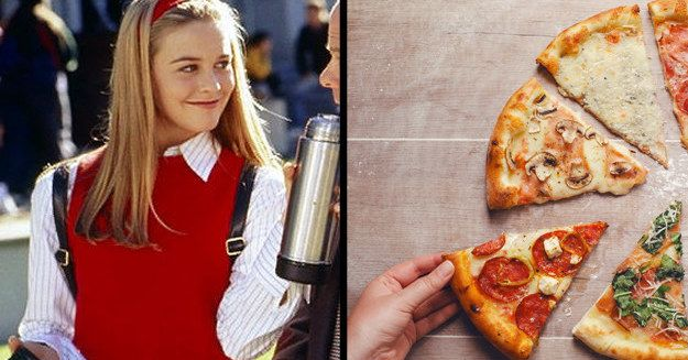 """Which """"Clueless"""" Character Are You Based On Your Pizza Preferences?"""