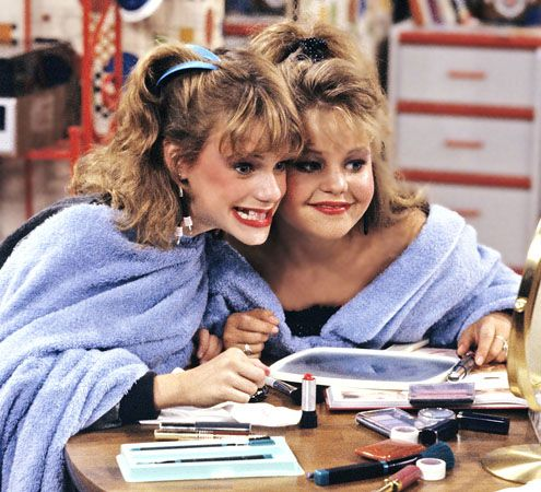 Kimmy and DJ were the best duo of the '90s. | Kimmy Gibbler And DJ Tanner Will Always And Forever BeBFFs