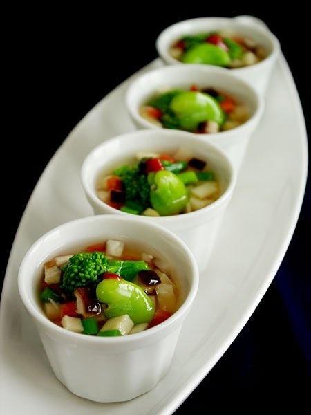 【ELLE a table】小田巻き蒸し 野菜餡レシピ|エル・オンライン