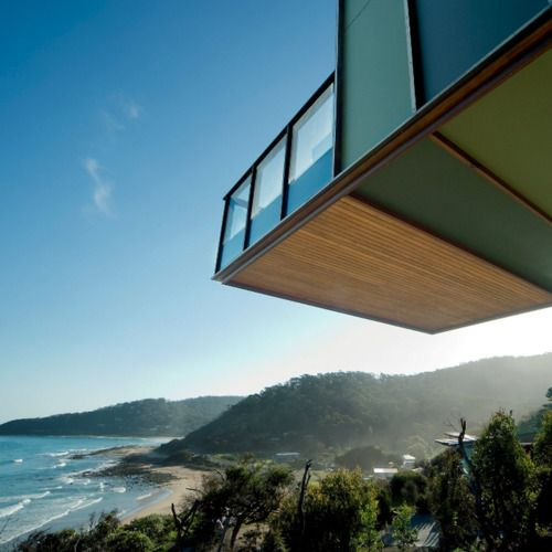 I want this view!: Dreams Home, Trees Houses, Architecture Interiors, Jackson Clement, Victoria Australia, Beaches Houses, Clement Burrow, Houses Design, Design Blog
