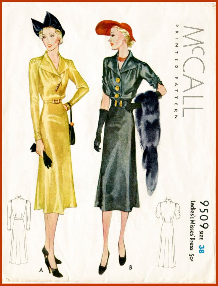 Magnificent 71 Best Images About Vintage Patterns On Pinterest Sewing Short Hairstyles For Black Women Fulllsitofus