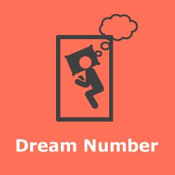 Legend has it that your dreams can tell you the lucky no. for the day. Here's a compilation of dreams and the lucky numbers they correspond to.