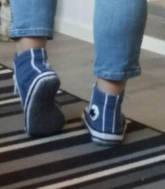 Reaverse Star Edition converse slipper socks DIY by Reaverse