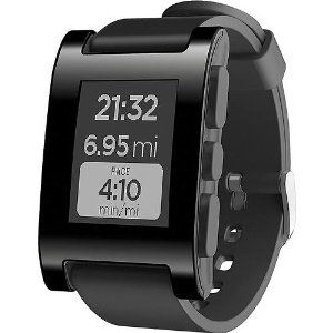 Pebble Smartwatch for iPhone and Android Pebble Technology Corp
