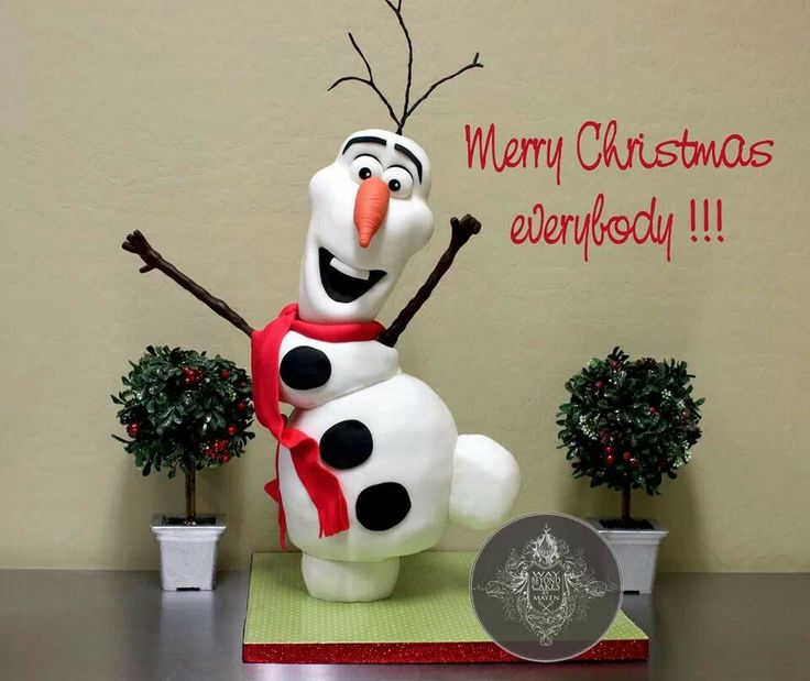 Cake frozen: Olaf Cakes, Cakes Frozen, Cakes Inspiration, Cakes Toppers, Cakes Decor, Celebrity Cakes, Cakes Design, Disney Cakes, Frozen Cakes