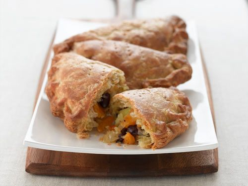 Cornish Pasties #vegan.  Interesting version of a Cornish Pasty