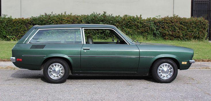 1972 Chevrolet Vega Kammback