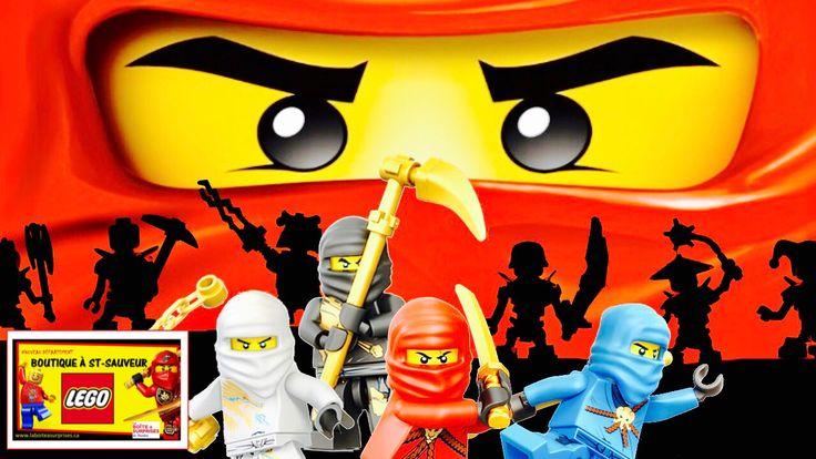 LEGO NINJAGO à St-Sauveur à La Boîte à Surprises de Nicolas Département en boutique Lego Laurentides, Vaste choix + Prix compétitifs! #lego #Saintsauveur