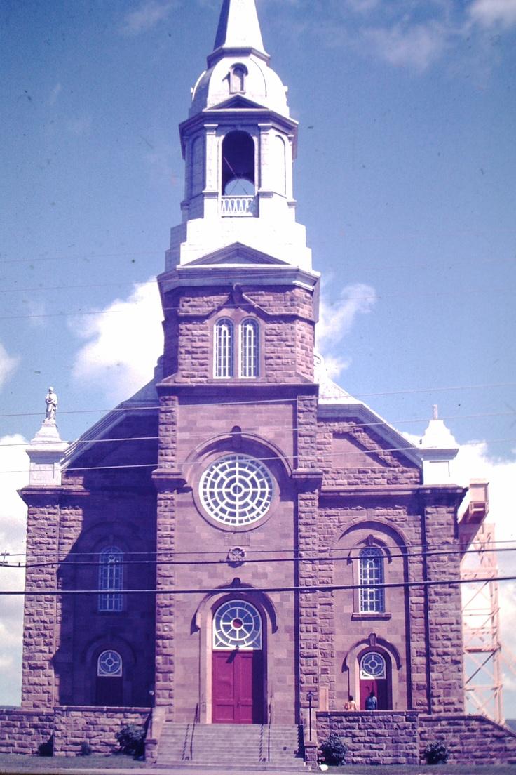 1977 St. Pierre, Cheticamp, Cape Breton Highlands, Nova Scotia
