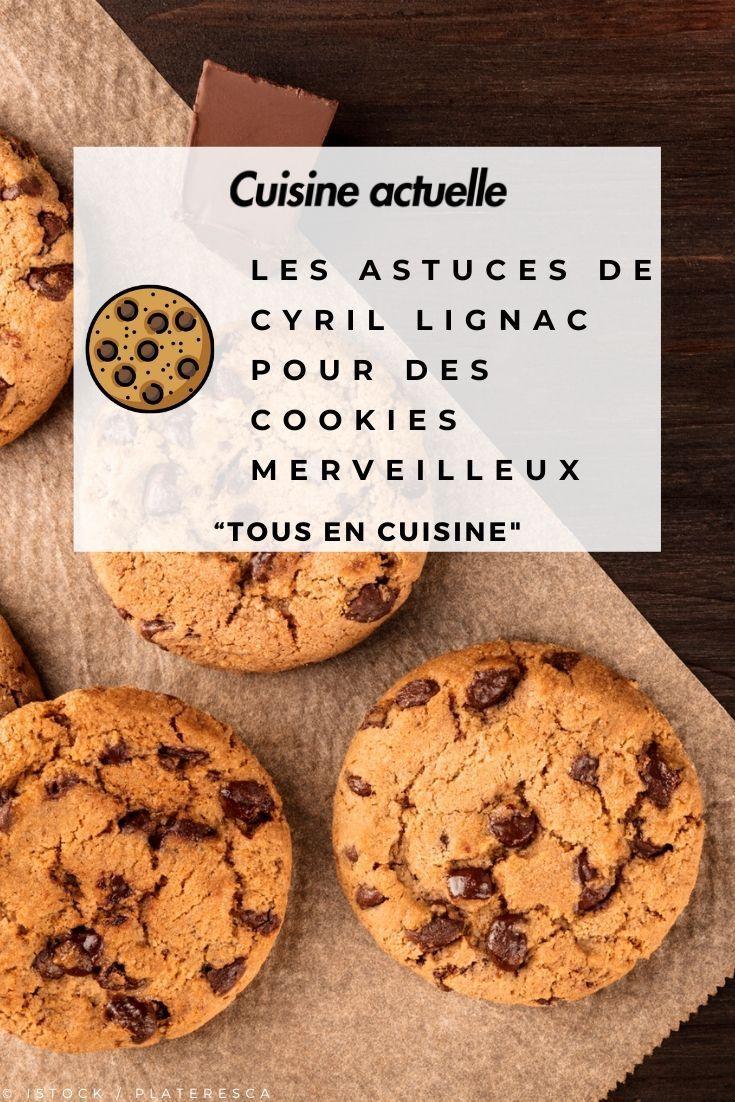 Cyril Lignac Recette Cookies : cyril, lignac, recette, cookies, Cuisine