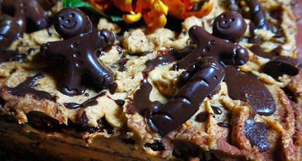 Chocolate and Mocha cake!