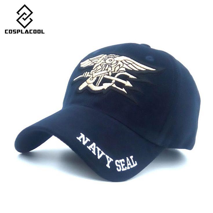 $4.69 (Buy here: https://alitems.com/g/1e8d114494ebda23ff8b16525dc3e8/?i=5&ulp=https%3A%2F%2Fwww.aliexpress.com%2Fitem%2FCOOL-Summer-Cool-Male-US-Navy-Seal-Cap-Air-Soft-Sports-Tactical-Bone-Gorras-Baseball-Caps%2F32788245641.html ) COOL! Summer Cool Male US Navy Seal Cap Air Soft Sports Tactical Bone Gorras Baseball Caps Army Hat Solider Golf Casquette for just $4.69