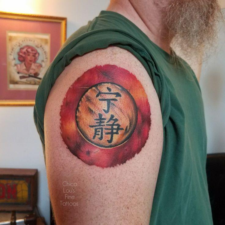 Firefly Serenity tattoo