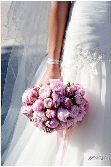 bouquet mariée, mariage, wedding, bride, flowers, fleurs rose pink photographe Modaliza