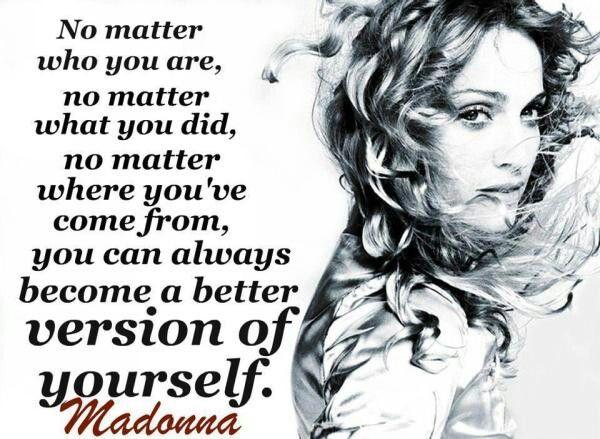 #Madonna #Quote