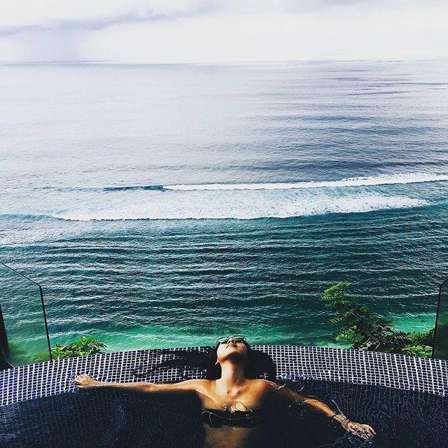 Discover a moment of bliss as you slip into a sea salt bath high above the waves, only at the award-winning Karma Kandara Spa. 📷 @marisasoraya    #ExperienceKarma #KarmaSpa #KarmaResorts #KarmaKandara #Ungasan #Bali #Indonesia #WonderfulIndonesia #SeaSaltBath #Bath #Zen #Spa #Health #WellBeing #Ocean #View #Sea #Travel #Luxury #PhotoOfTheDay #Relax #Unwind #MeTime #Follow #SpaTime #Rejuvenate