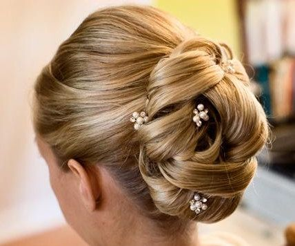 Bridal Hair PinsSET OF 6Pearl & Rhinestone by DarlasBlooms on Etsy, $46.00