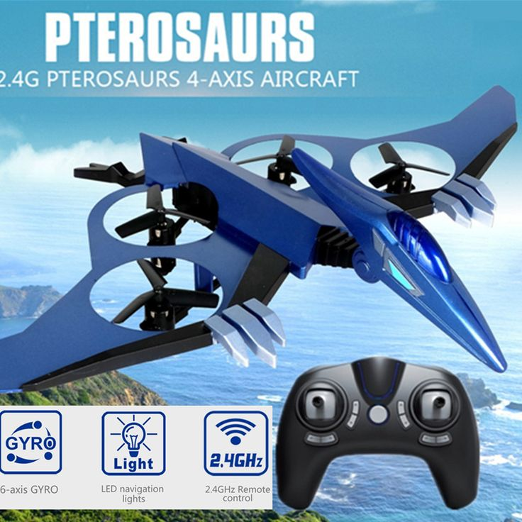 ==> [Free Shipping] Buy Best pterosaur rc helicopter mini drone quadrocopter remote control toys dron aircraft quad copter helicoptero de controle remoto Online with LOWEST Price | 32797675673