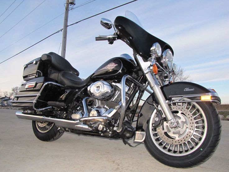 2012 Harley-Davidson Touring ELECTRA GLIDE FLHTC