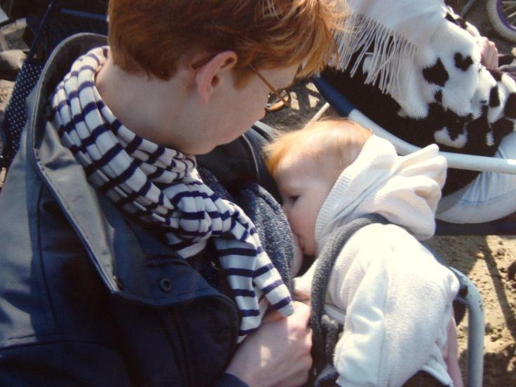 Vondelpark: 7 maanden oud
