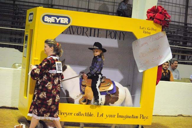 Breyer Horse Costume                                                                                                                                                                                 More