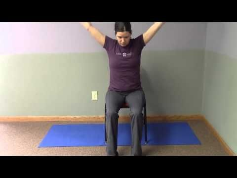 Holy Yoga for Arthritis 10 minute at home practice. #chairholyyoga #holyyoga #chairyoga @holyyoga